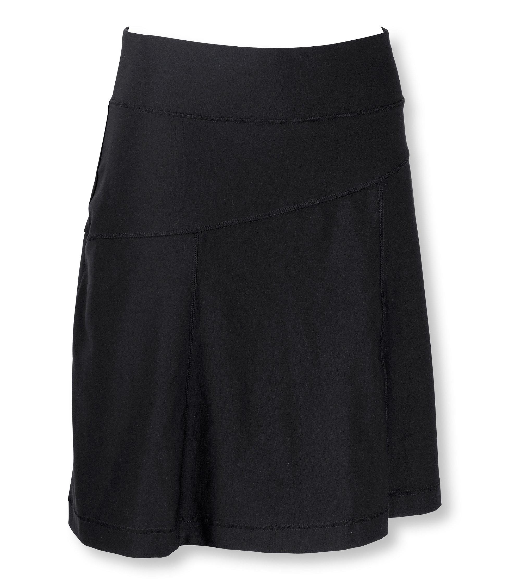 L.L.Bean Fitness Skirt