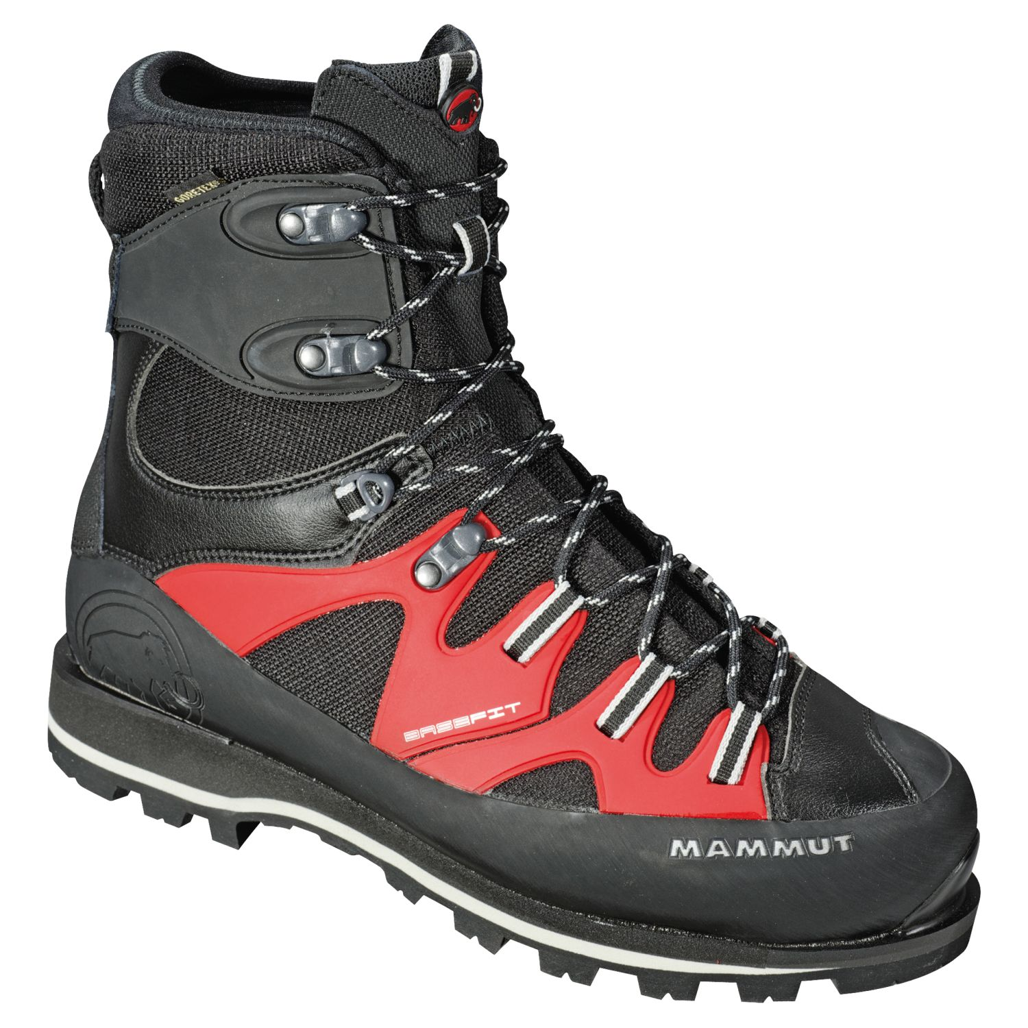 photo: Mammut Mamook GTX mountaineering boot