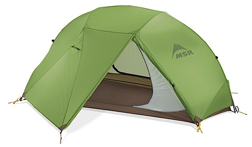 photo: MSR Hoop three-season tent