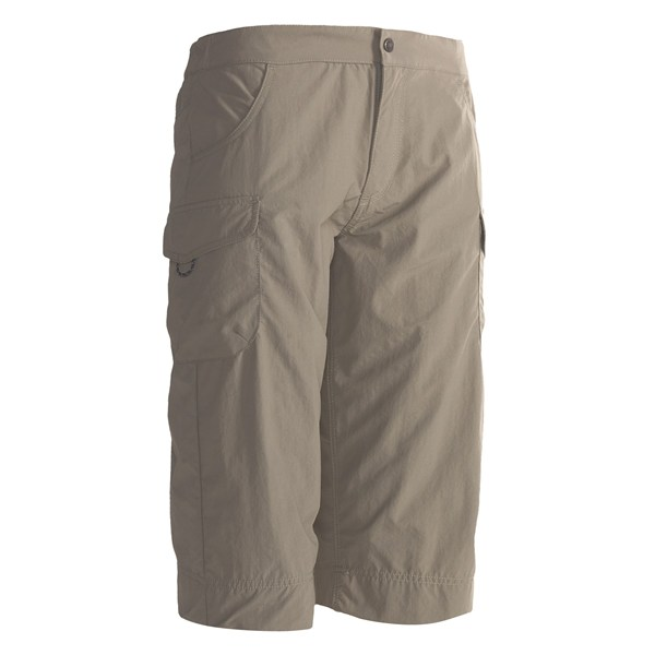 White Sierra Crystal Cove Skimmer Shorts