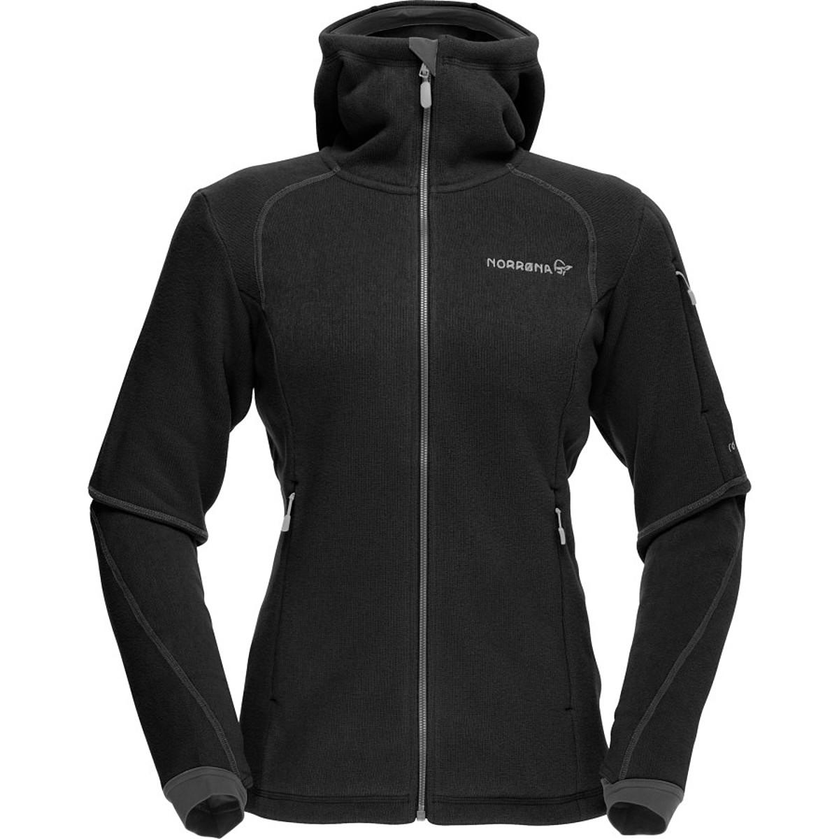 photo: Norrona Women's Roldal Warm2 Jacket fleece jacket