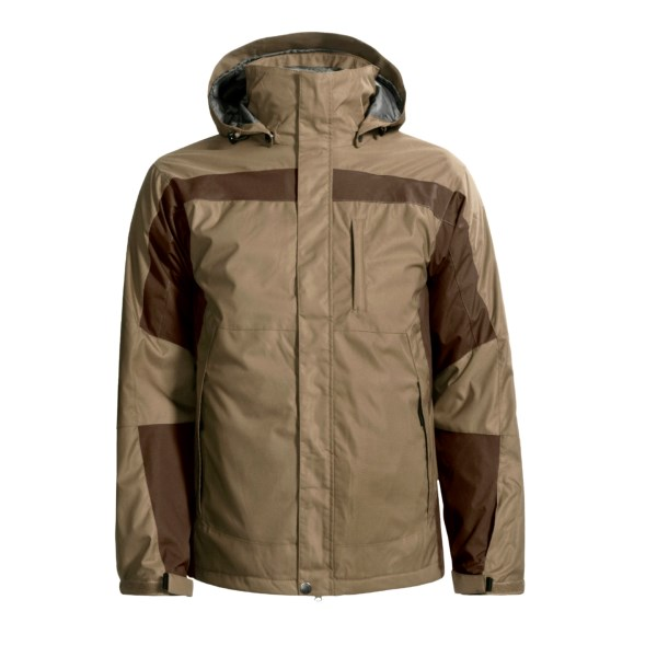 White Sierra Peak Jacket