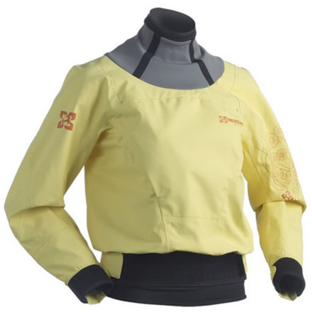 photo: Immersion Research Women's Comp LX Dry Top long sleeve paddle jacket
