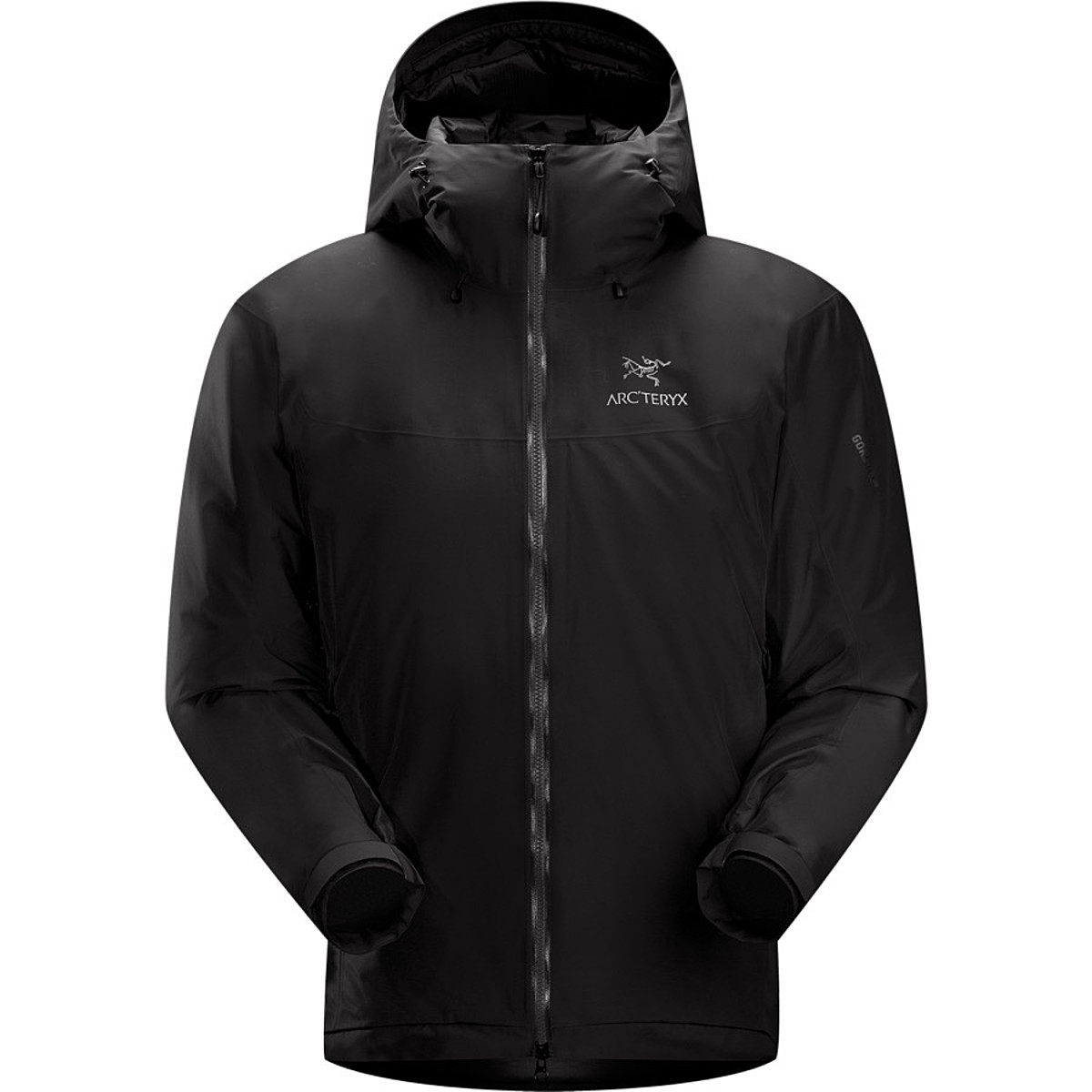 photo: Arc'teryx Fission SL Jacket synthetic insulated jacket