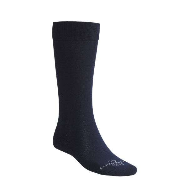 photo: Lorpen Thermolite Midweight Ski Socks Over-the-Calf snowsport sock