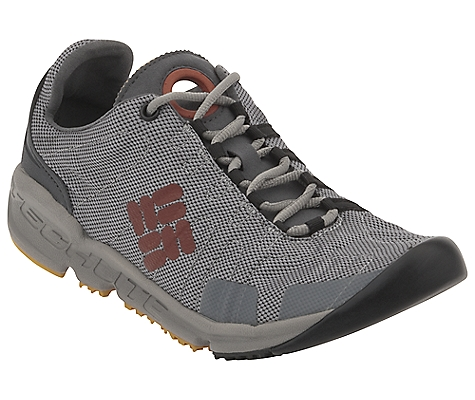 photo: Columbia Kids' Descender Trail Running Shoe trail running shoe