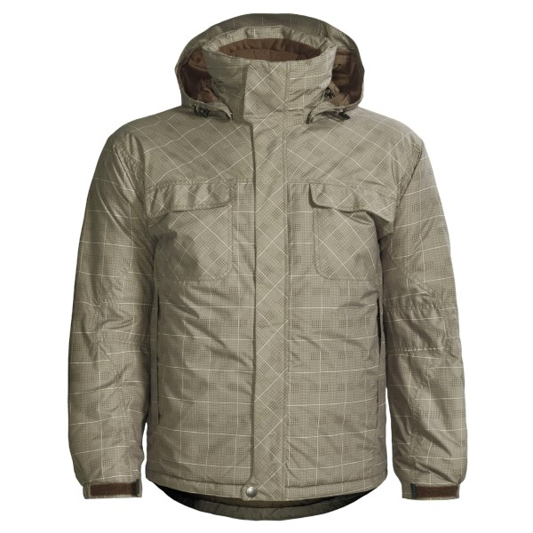 White Sierra Seven-20 Jacket