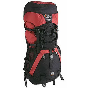 photo: Lowe Alpine Contour IV 90+15 expedition pack (70l+)