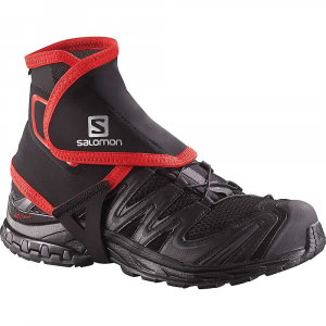 photo: Salomon Trail Gaiters High gaiter