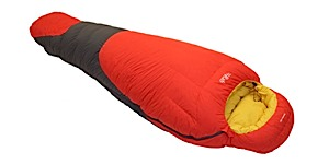 photo: Rab Expedition 1200 cold weather down sleeping bag