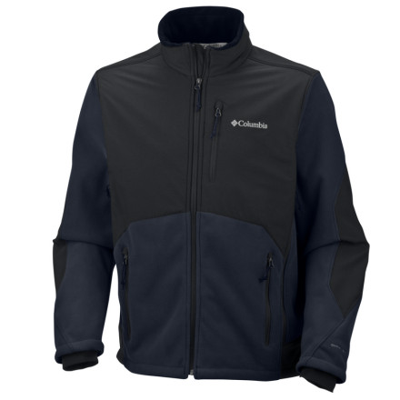 photo: Columbia Ballistic Fleece fleece jacket