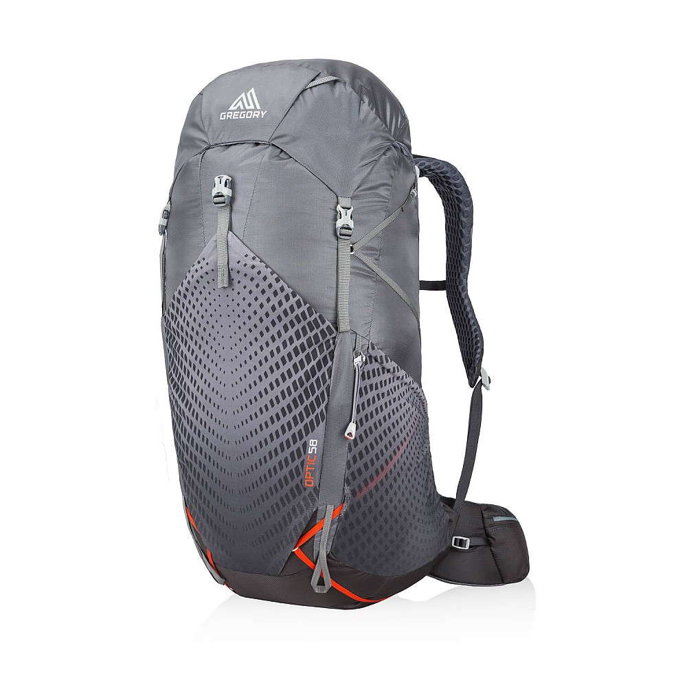 photo: Gregory Optic 58 weekend pack (50-69l)