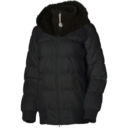 photo: Oakley GB Puffy Jacket down insulated jacket