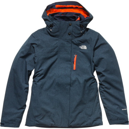 photo: The North Face Seraphi Triclimate Jacket component (3-in-1) jacket