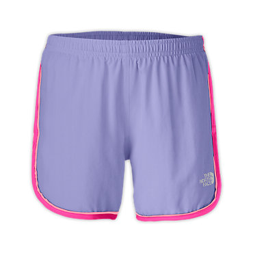 photo: The North Face Girls' Velocitee Short active short