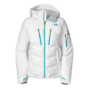 photo: The North Face Chaletta Down Jacket snowsport jacket