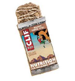 Clif Peanut Toffee Crunch Bar