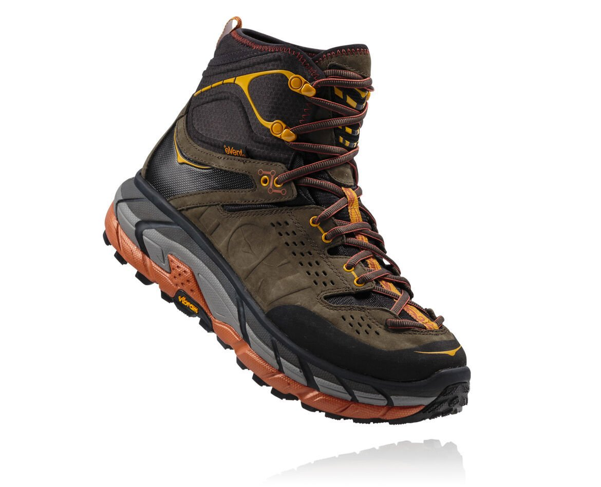 photo: Hoka Men's Tor Ultra Hi WP hiking boot