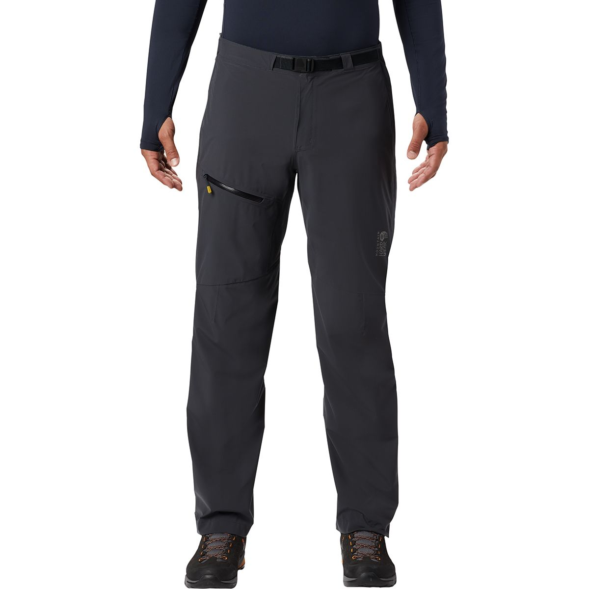 photo: Mountain Hardwear Men's Stretch Ozonic Pant waterproof pant