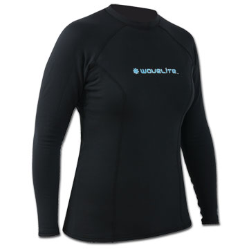 photo: NRS Men's WaveLite Shirt base layer top