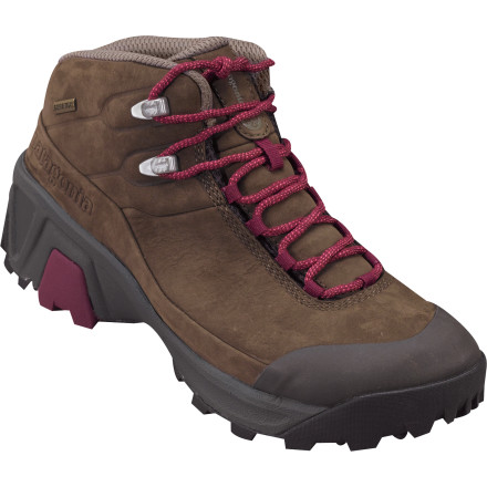 photo: Patagonia Women's P26 Mid Gore-Tex hiking boot