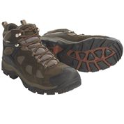 photo: Columbia Packus Ridge Omni-Tech hiking boot