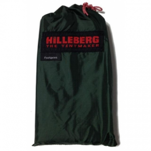 photo: Hilleberg Nammatj 3 Footprint footprint