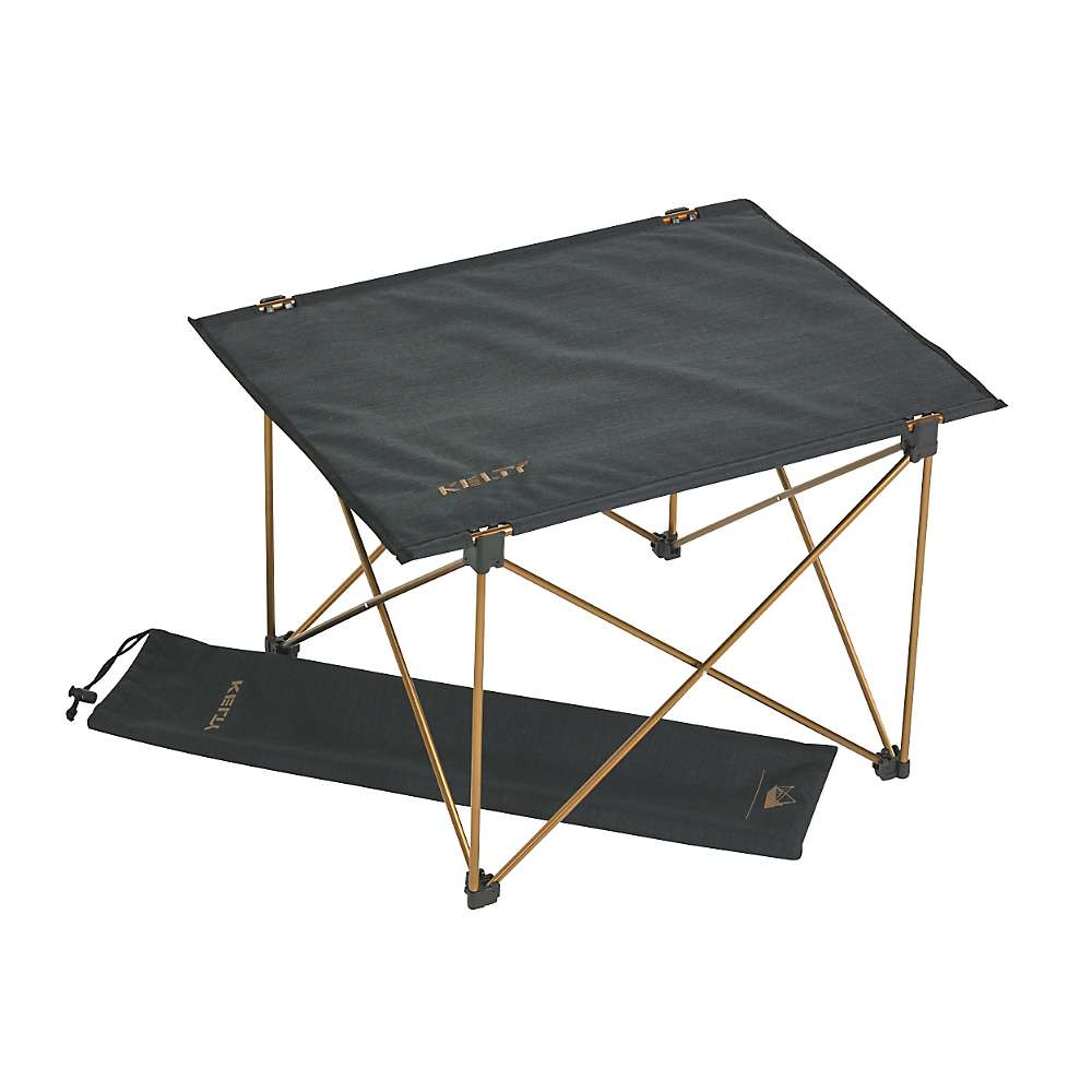 photo: Kelty Linger Side Table camp table