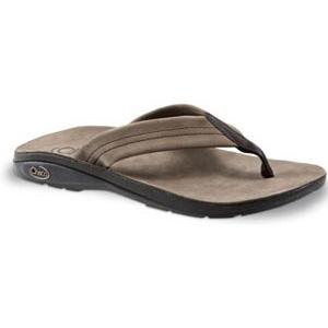 photo: Chaco Men's Leather Flip flip-flop