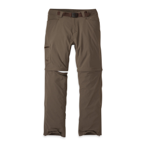 photo: Outdoor Research Equinox Convert Pants hiking pant