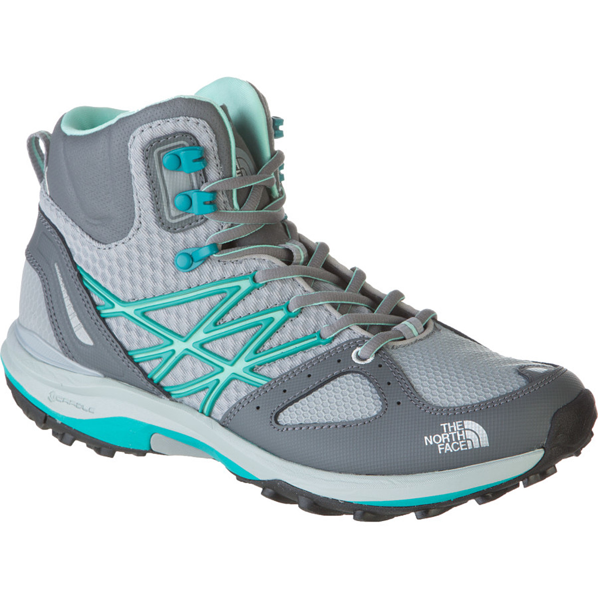 photo: The North Face Women's Ultra Fastpack Mid hiking boot
