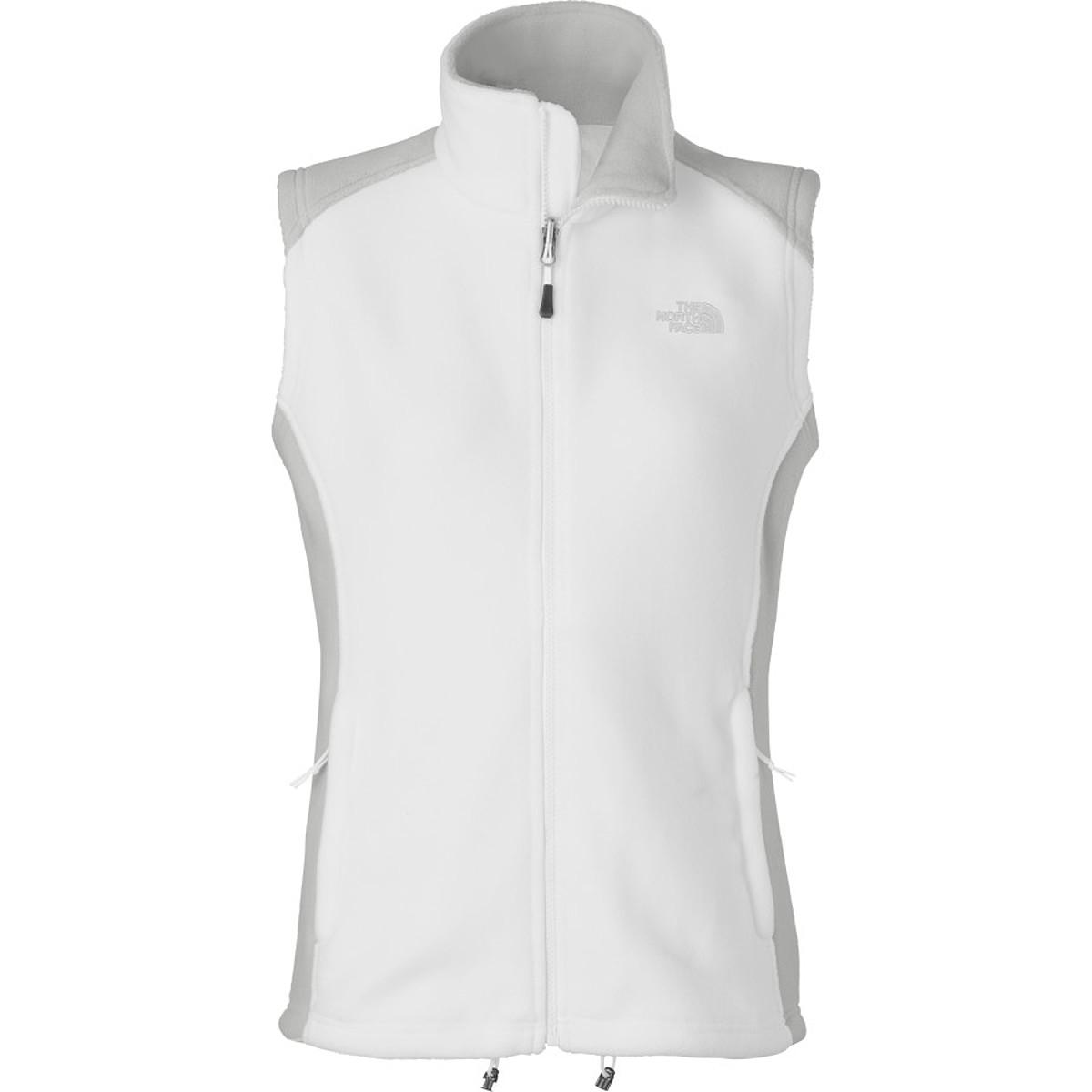 photo: The North Face Women's RDT 300 Vest fleece vest