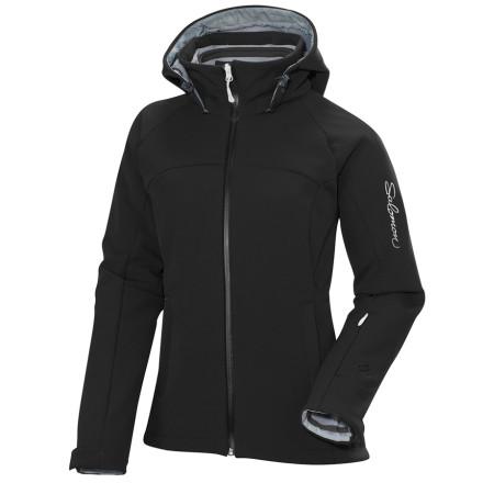 photo: Salomon Snowtrip III 3:1 Jacket component (3-in-1) jacket