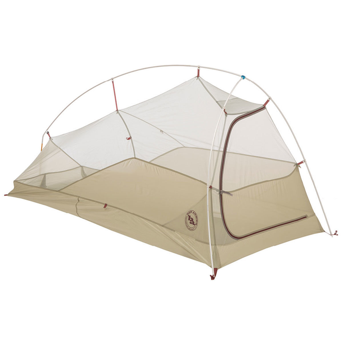 photo: Big Agnes Fly Creek HV UL1 three-season tent