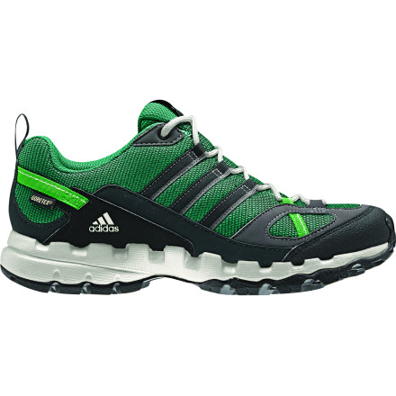 photo: Adidas Women's AX 1 GTX trail shoe