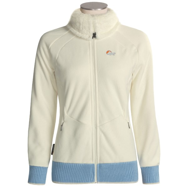 photo: Lowe Alpine Nordic Jacket fleece jacket