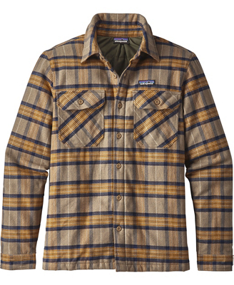 Patagonia Insulated Fjord Flannel Jacket