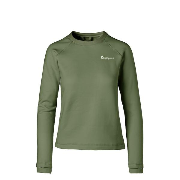 Cotopaxi Sambaya Stretch Fleece Crew Sweatshirt