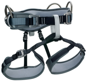 photo: Black Diamond Focus Speed sit harness