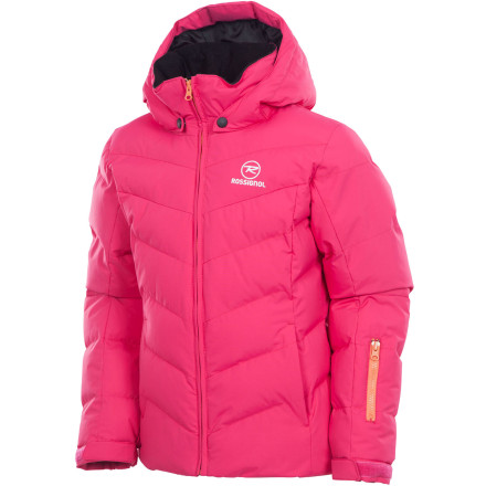 photo: Rossignol Polydown Jacket snowsport jacket