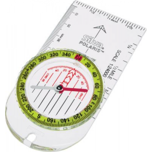 photo: Silva Polaris 177 handheld compass