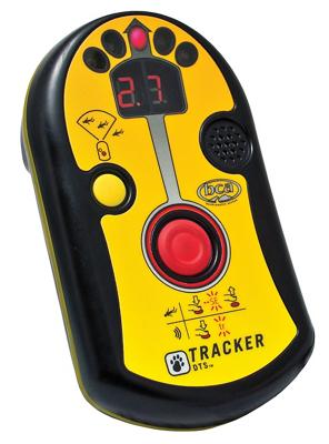 photo: Backcountry Access Tracker DTS avalanche beacon