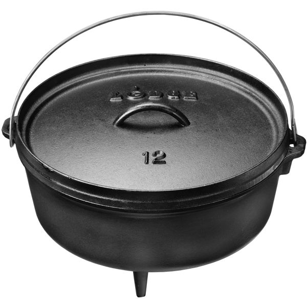 photo: Lodge Dutch Oven cookware