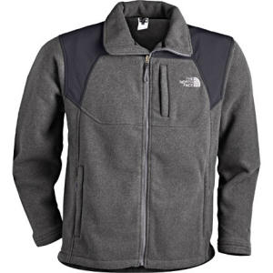 photo: The North Face TKA 300 BBS Full Zip fleece jacket