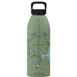 Liquid Solution Yellowstone Water Bottle - 32oz