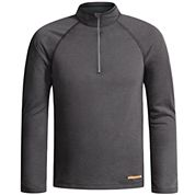 photo: Gordini Lavawool Midweight 1/4 Zip base layer top