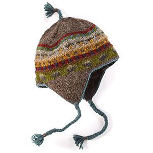 Lost Horizon Junta Earflap Hat
