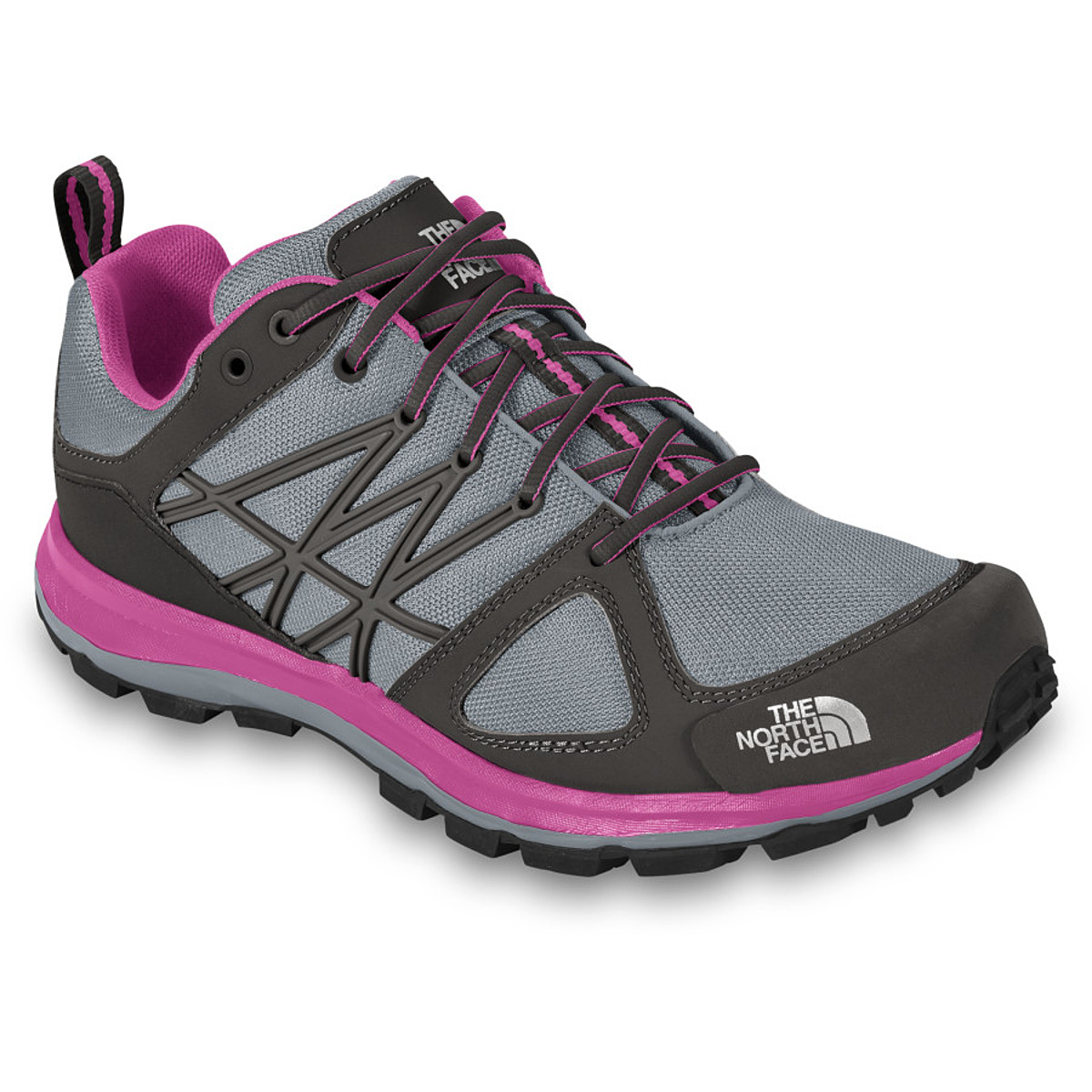 photo: The North Face Litewave trail shoe
