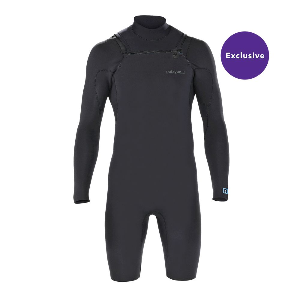 Patagonia R1 Front-Zip Long-Sleeved Spring Suit
