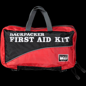 REI Backpacker First Aid Kit